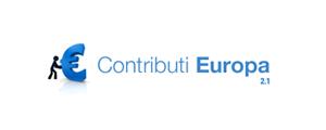 Logo Contributi Europa - Retie e Network - Partner Consul