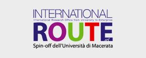 Logo International Route - Reti e Network - Partner Consul
